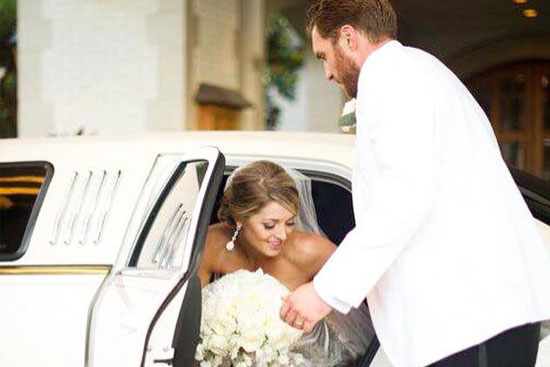 Limo rental for weddings - OKC