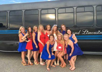 Bachelorette-Party-Bus-OKC-Girls