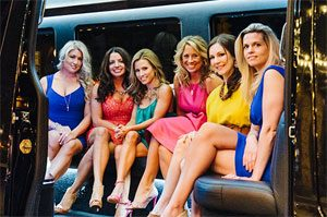 Safe Ride for Bachelorette Party