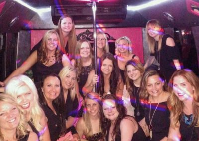Bachelorette Party Bus Oklahoma City