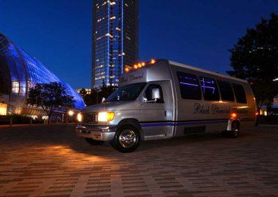 Desire Party Bus