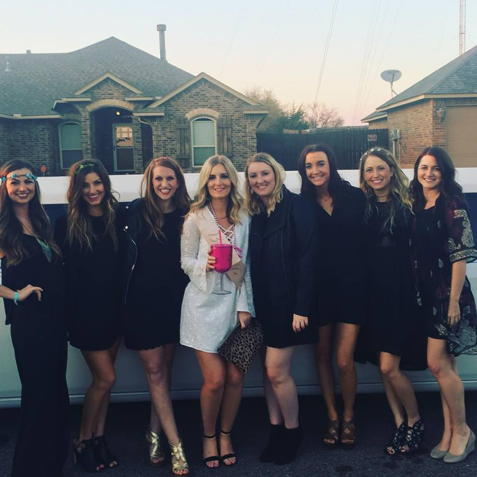 Bachelorette Parties Party Bus Okc Black Diamond Limo