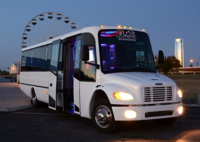 Infinity Party Bus